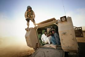 a new oral history of documenting the war photojournalists view slide show 13 photographs