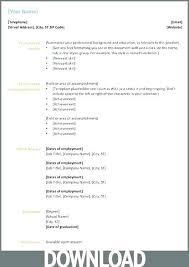 Resume Wizard Microsoft Word Word Resume Wizard Word For Resume