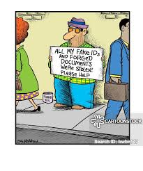 Cartoonstock - From Cartoons Ids Funny Comics Fake And Pictures