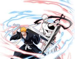 This is a substitute shinigami badge from ichigo kurosaki in the manga named bleach. Zangetsu White Ichigo Wiki Bleach Amino