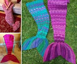 Mermaid Tail Pattern Free