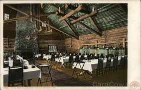 Old Faithful Inn Dining Room Menu Custom Inspiration Design