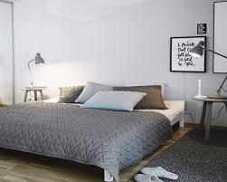Scandinavian Interior Design Bedroom Awesome Scandinavian Design Bed Home Design Ideas