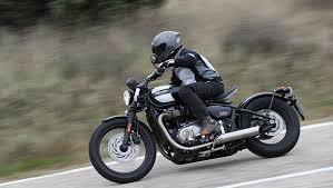 triumph bonneville bobber first ride review overdrive