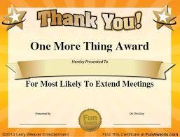 Funny Awards At Work Silly Office Awards Teacher Awards Employee Awards Funny