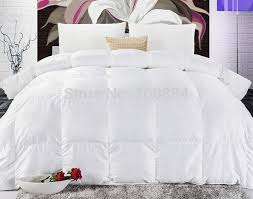 220*240 king size high quality white duck quilt,winter duck ... & 220*240 king size high quality white duck quilt,winter duck comforter,3.5 Adamdwight.com
