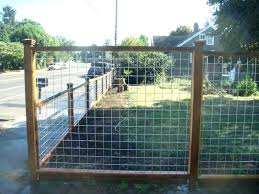 diy welded wire fence. How To Build A Welded Wire Fence A8617539 Artistic Diy Woven And N