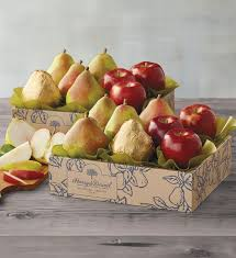 pears and apples gift duo fruit