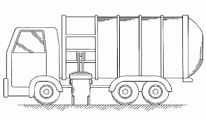 Peterbilt Dump Truck Coloring Pages Awesome Coloring Page Dump Truck
