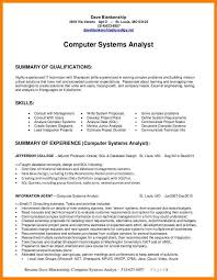 Business Systems Specialist Sample Resume] Business Systems .