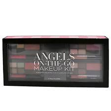 victoria s secret makeup kit angels on the go set cosmetic palette portable vs