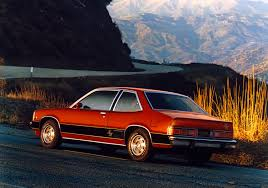 Chevrolet Citation - Information and photos - MOMENTcar