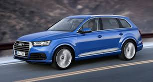 new car launches europe 2015Audi Q7 New EntryLevel Ultra Fuel Miser SUV Launched For Europe