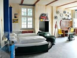 car themed bedroom furniture. Car Themed Bedroom Furniture Kids Room Ideas For Boy Decorations With Cars Beds Also White Set Plus Glass Shelving And Cream Walls A