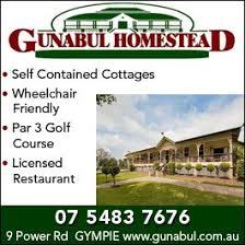 gunabul homestead gympie promotion