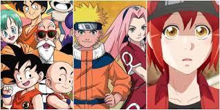 15 Anime To Watch If You Love Naruto