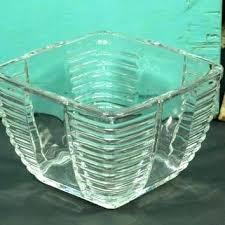 decorative glass bowls glass bowl wall art glass art bowls art square clear glass bowl circa decorative glass bowls