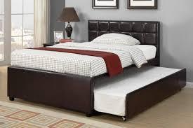 Twin Trundle Bed \u2014 Modern Storage Twin Bed Design