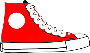 converse shoes clipart. pin converse clipart rubber shoe #5 shoes u