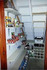 The pantry is often the most hidden space in the house, but that doesn't mean you should neglect it. Under Stairs Storage Ideas Storage Solutions Using Space Under Stairs Staircase Storage Closet Under Stairs Under Stairs Pantry