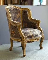 Louis Xiv Furniture Chairs Pair Style French Antique Arm Chair History