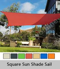 sun shade sail garden patio party