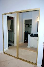 Closet Door Ideas Diy Medium Size Of Changing Mirrored Closet Doors