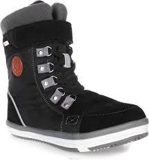 <b>Ботинки</b> детские <b>Reima</b> Freddo, цвет: черный. 5693209990 ...
