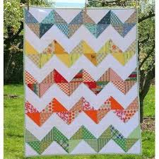 MODERN BABY GIRL QUILT PATTERNS | Sewing Patterns for Baby | baby ... & MODERN BABY GIRL QUILT PATTERNS | Sewing Patterns for Baby | baby quilts |  Pinterest | Zig zag, Babies and Chevron baby quilts Adamdwight.com