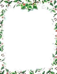 Free Border Downloads For Word Holiday Border Template Word Templates Free Document For