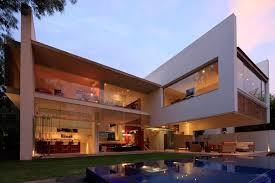 architecture houses glass. Amazing Glass And Concrete Godoy House In Mexico Architecture Houses O