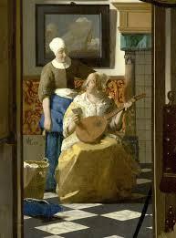 The Love Letter c1669 70 oilcan Rijksmuseum copy