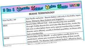 Ty Beanie Babies Value Chart 2018 Updated Ty Beanie Babies Price Guide Current Market Trends