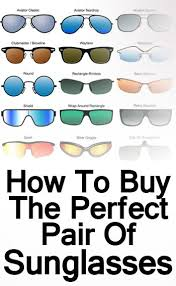 Buying Mens Sunglasses Sunglass Style Guide How To