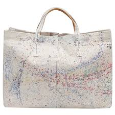 canvas bag take 01 painting edition