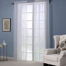 white solid curtains for windows modern style curtains for living room bedroom sheer curtain sheer bedroom