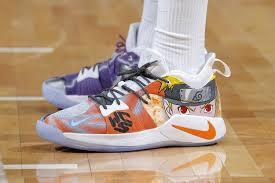 B/R Kicks x NBA Nightly: Cauley-Stein with Naruto Custom, New LeBron 16 for  LBJ | Bleacher Report | Latest News, Videos and Highlights