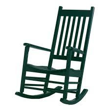 c coast indoor outdoor mission slat rocking chair natural hayneedle