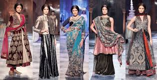 Bollywood Fashion Designer Collection Best Ethnic Designer Collections Of 2012 Indian Runway