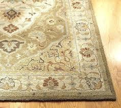 new pottery barn handmade area rug desa reviews wool rugs