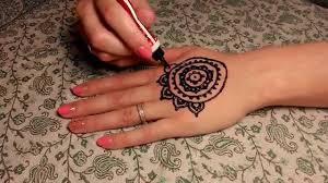 мехенди менди мандала Mehndi Mandala Henna