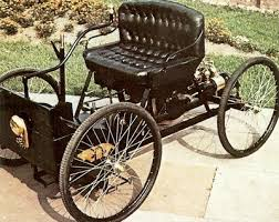 Who Made The First Car Ford History