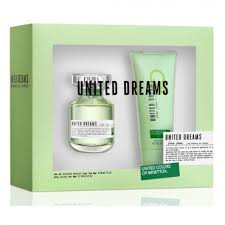 <b>Benetton United Dreams</b> Live free For Women Eau De Toilette 80ML ...