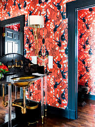 Expensive Designer Wallpaper 28 Bathroom Wallpaper Ideas That Will Inspire You To Be Bold
