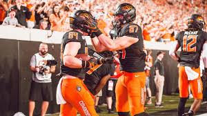 Logan Carter - 2021 - Football - Oklahoma State University Athletics