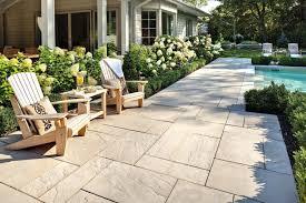 patio ideas concrete patio pavers