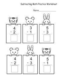 Kindergarten Math Worksheets 2018 | Learning Printable