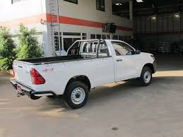 for Toyota Hilux Revo 2015 by WorldStyling.com