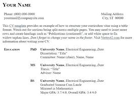 Education Section Of Resumes Resume Template For Teaching Assistant Education Examples Academic