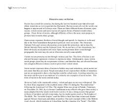 essay on racial discrimination co essay on racial discrimination